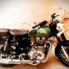 2017, Royal Enfield Classic 350 Redditch Edition - Single Disc