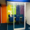 2        195848375  cheapest coworking space in bangalore indiranagar  10+ bedrooms   Agency  Bangalore    Rs 11,000 Share Office Solutions is founded with a simple goal & beautifully crafted Co-working / Shared office space in the heart of Ind