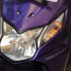 purple color single owner  new tyres